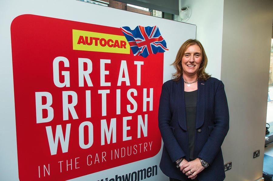 Helen Emsley at General Motors