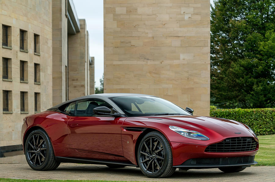 One-off Aston Martin DB11 Henley Royal Regatta edition