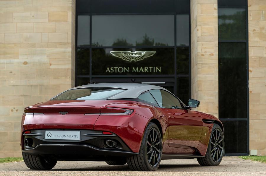 One-off Aston Martin DB11 Henley Royal Regatta edition