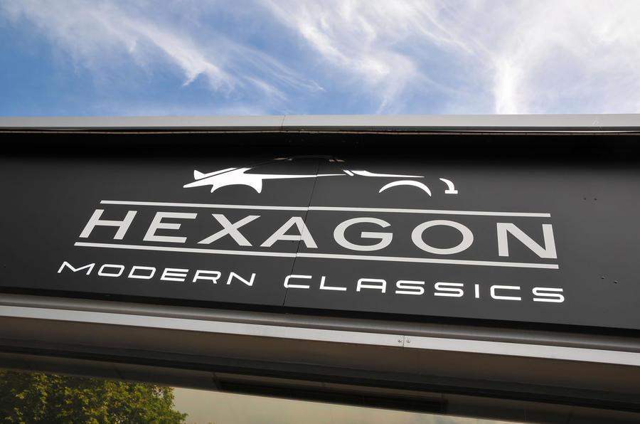 Hexagon modern classics