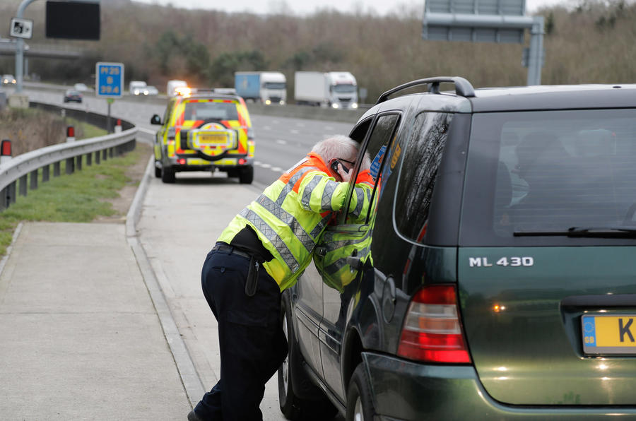 Highways traffic officers - meet the people behind the ...