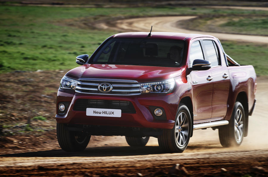 Toyota Hilux Invincible Double Cab