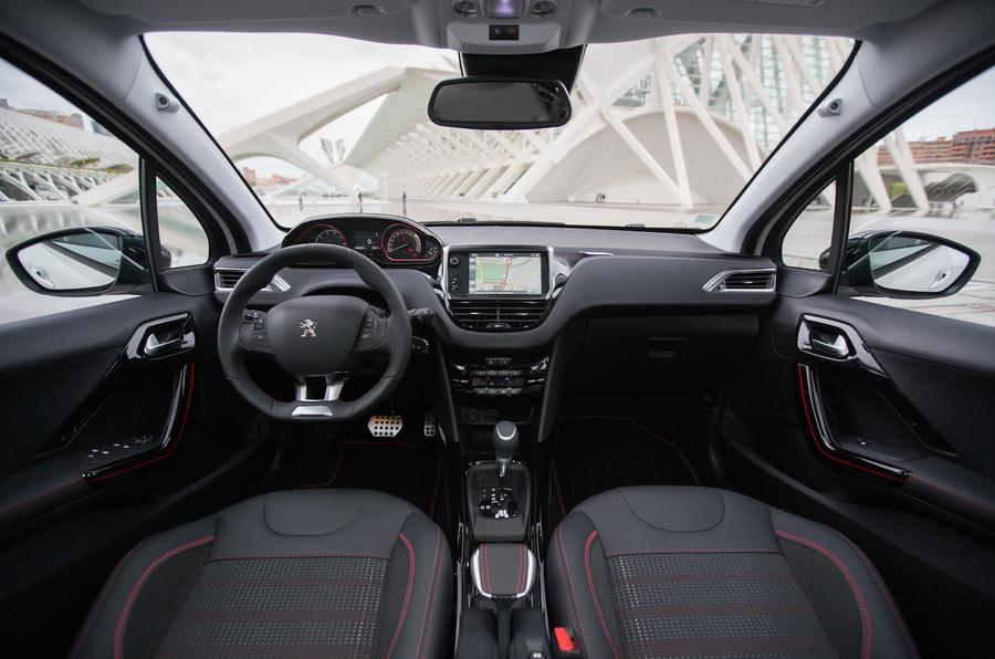 2016 Peugeot 2008 1 2 Puretech 130 Gt Line Review Review Autocar