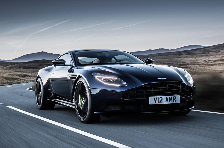 The Aston Martin DB11 AMR is your grand touring supercar