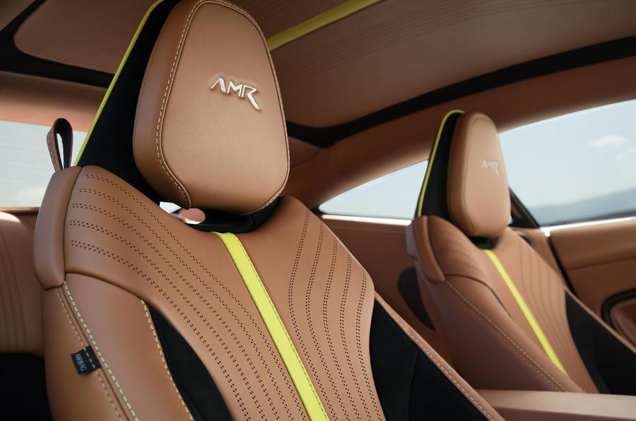 Aston Martin DB11 AMR