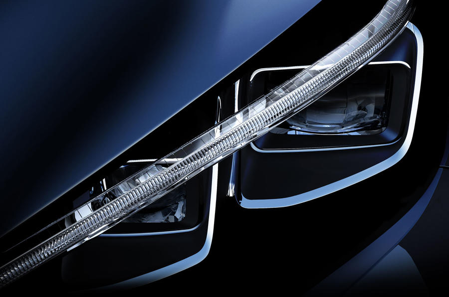 Nissan LEAF official teaser released