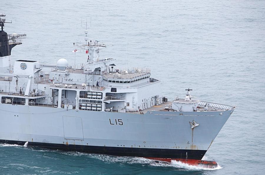 HMS ALBION (L14) & HMS Bulwark (L15)-media-2 - XMR