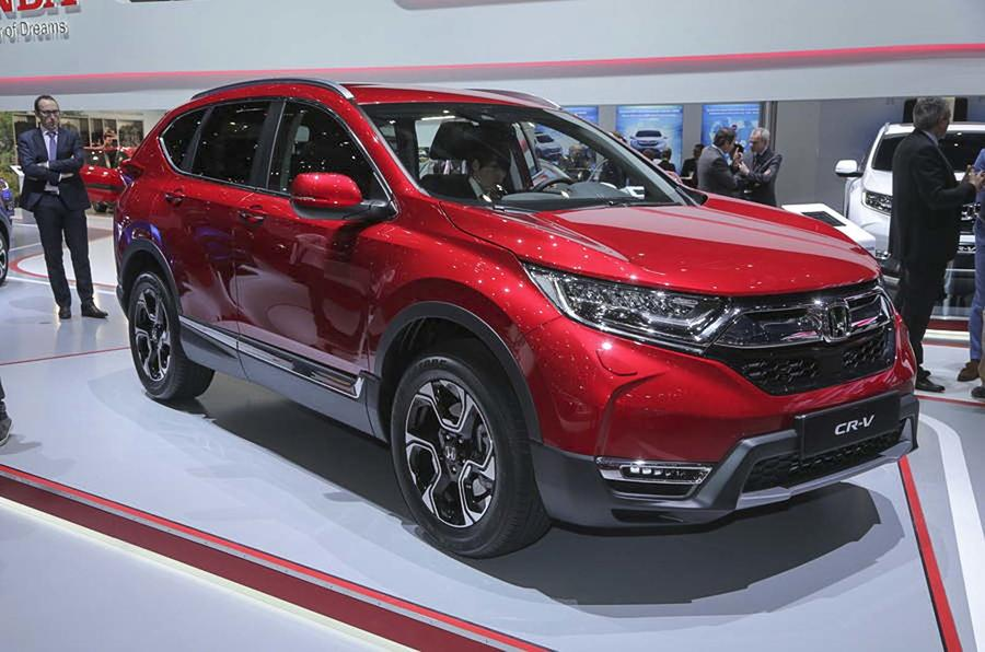 Autocar confidential honda cr v faces competition dying for Honda crv competitors