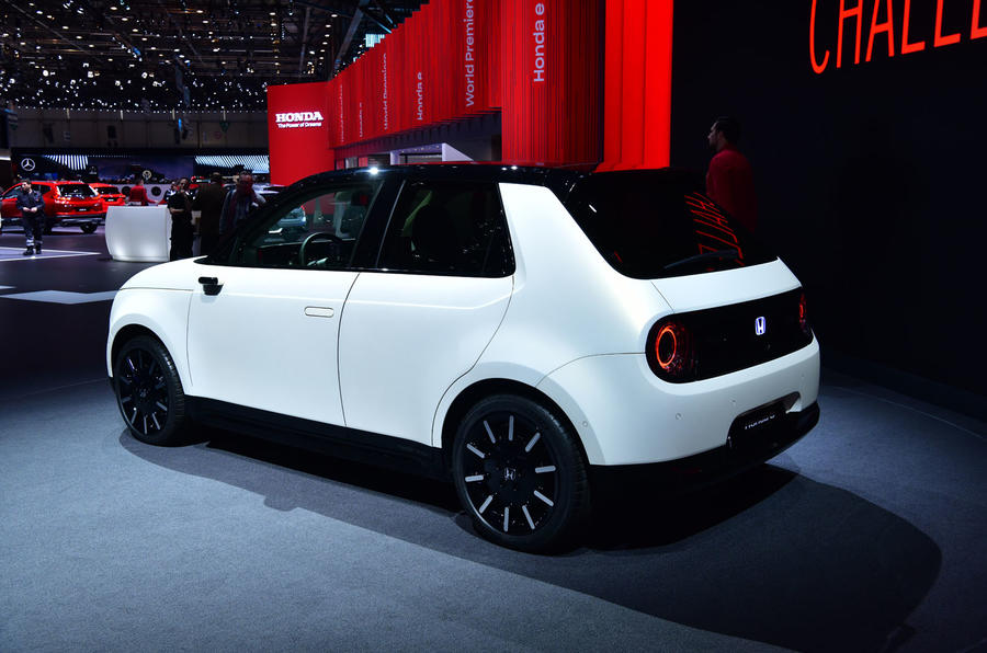 Honda Urban Ev >> Honda Urban EV: interior revealed ahead of Geneva debut ...