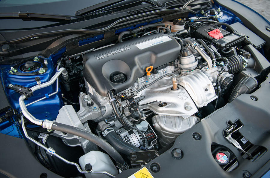 Honda Civic diesel engine