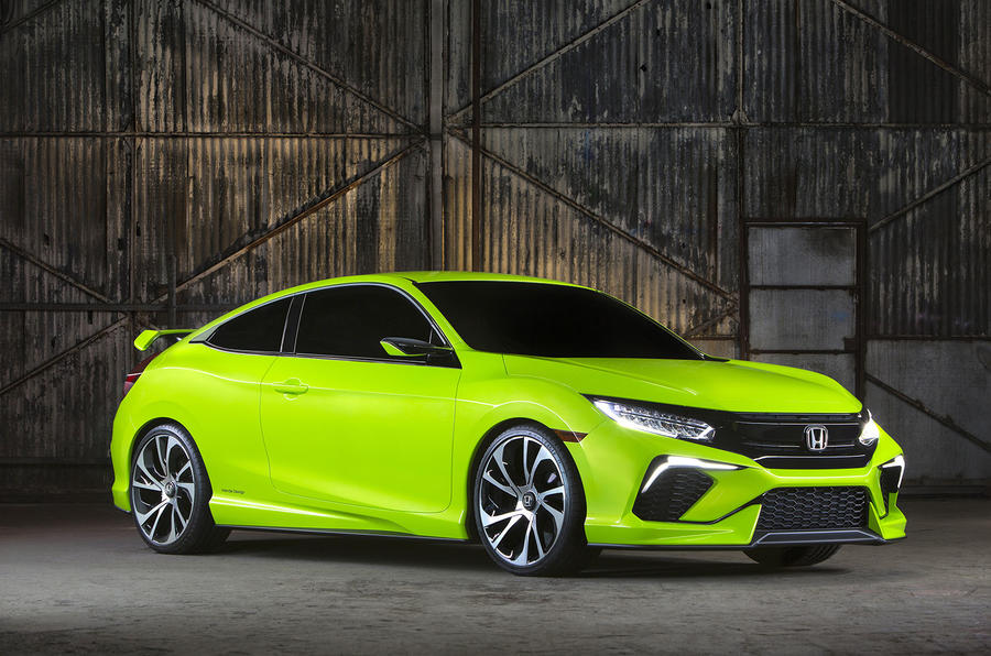 Honda Civic New York show concept