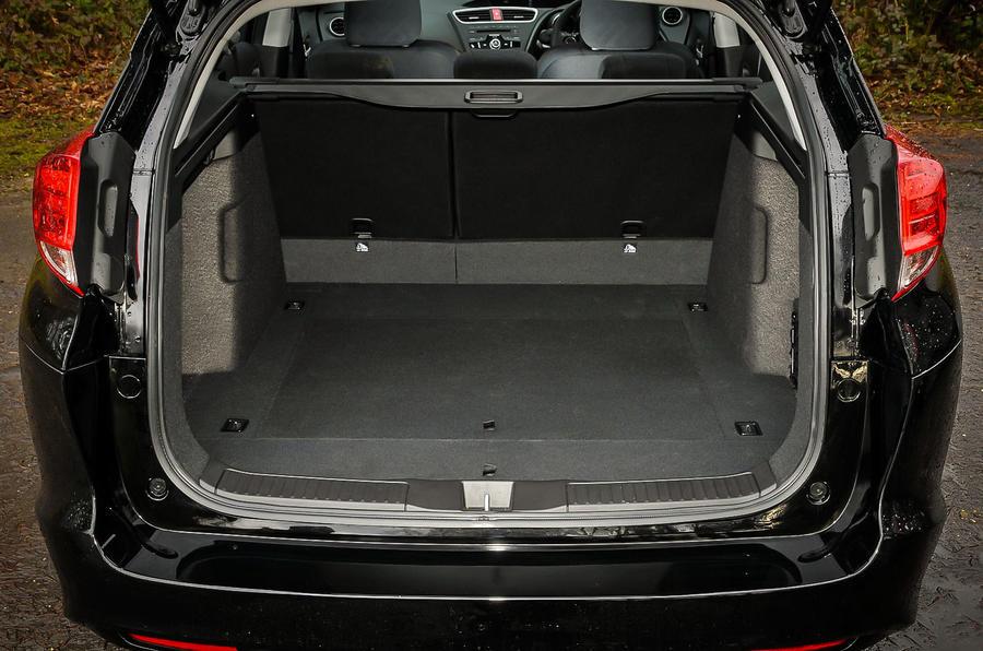 2015 Honda Civic Tourer 1.6 i-DTEC 120 Black Edition ...