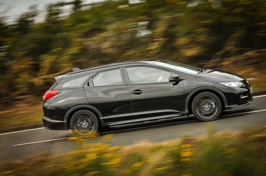 £22,995 Honda Civic Tourer Black Edition