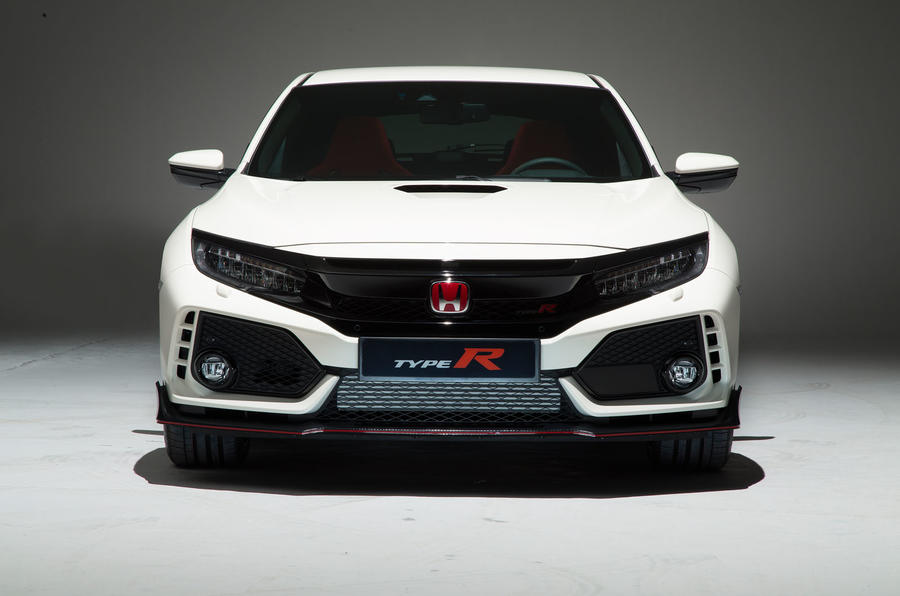 Honda Civic Type R Unveiled at Geneva Motor Show 2017 ...