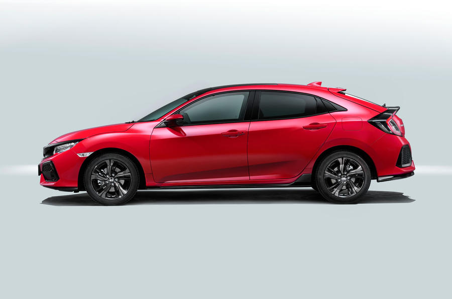 This is the new Honda Civic