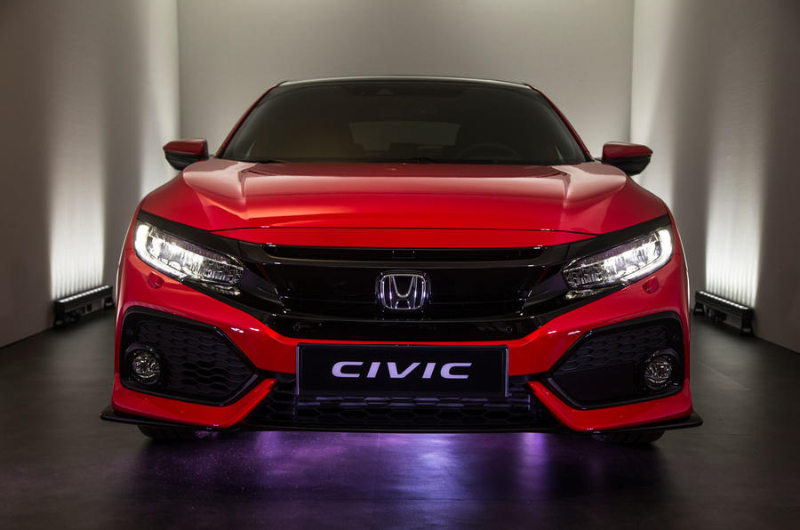 2017 Honda Civic on sale in March priced from £18,235 | Autocar