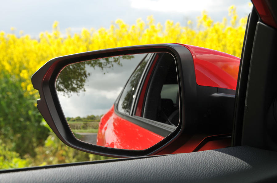 Honda Civic wing mirror