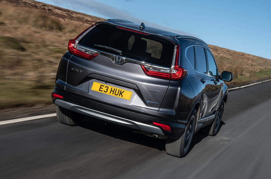 Honda Crv Hybrid >> Honda CR-V Hybrid 2019 UK review | Autocar