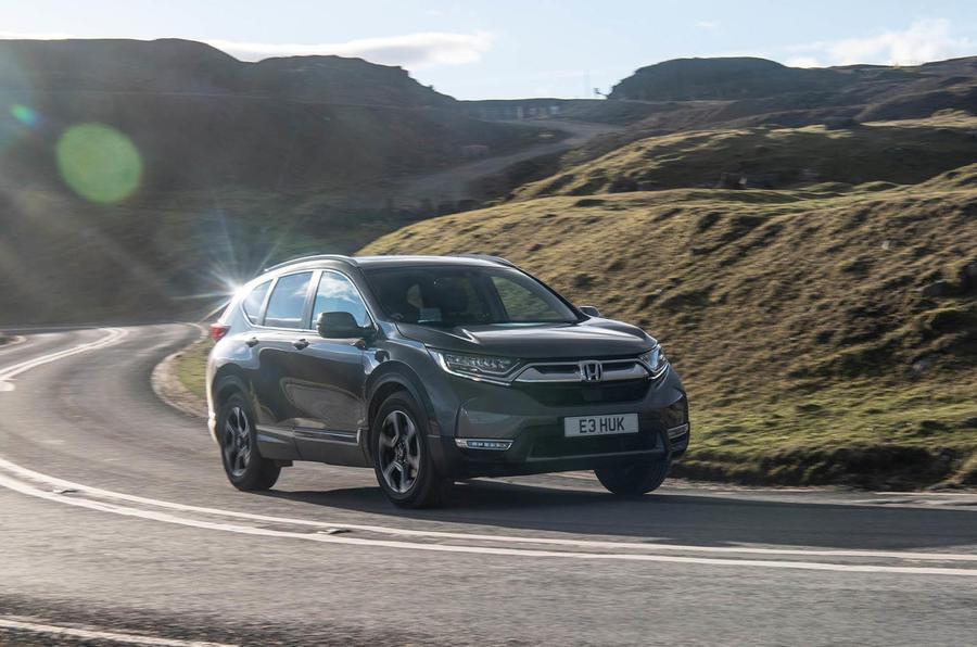 honda cr  hybrid  uk review autocar
