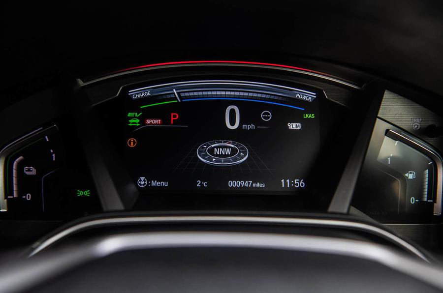 Honda CR-V Hybrid 2019 UK review | Autocar