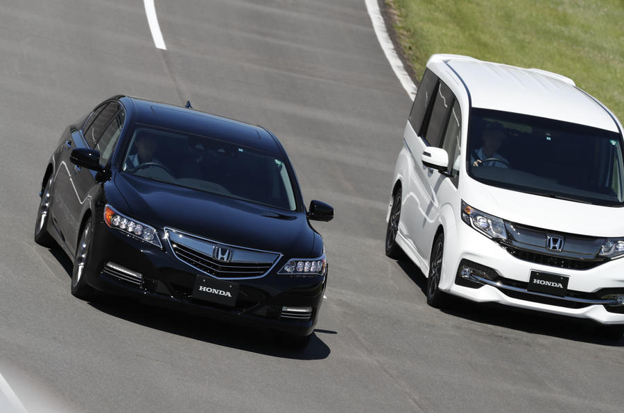 How Big Is Hondas News On Electrification And Autonomy