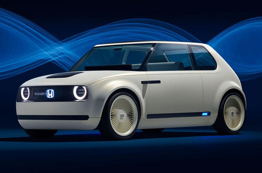 Frankfurt - Honda Urban EV on sale in two years