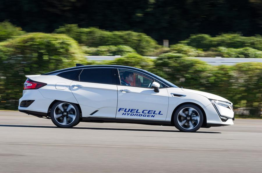 Honda and GM invest to co-develop hydrogen fuel cell technology