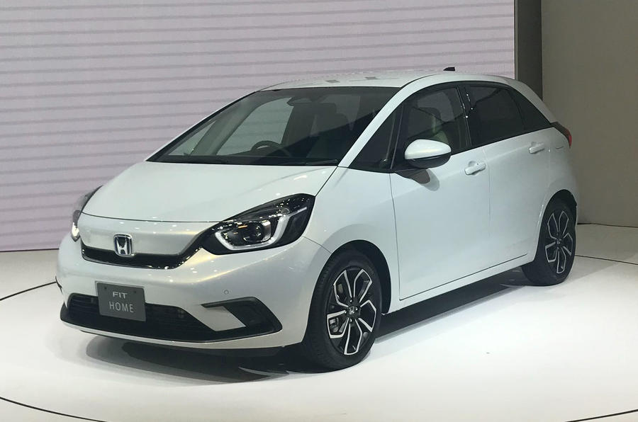 All-new Honda Fit hits the Tokyo Motor Show stage