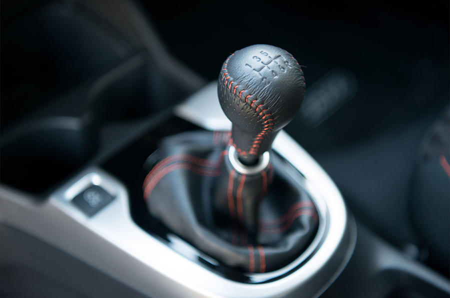 Honda Jazz manual gearbox