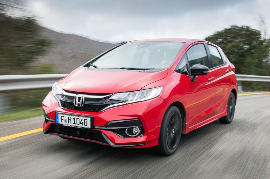 Honda Jazz 15 I Vtec Sport 2018 Review Autocar