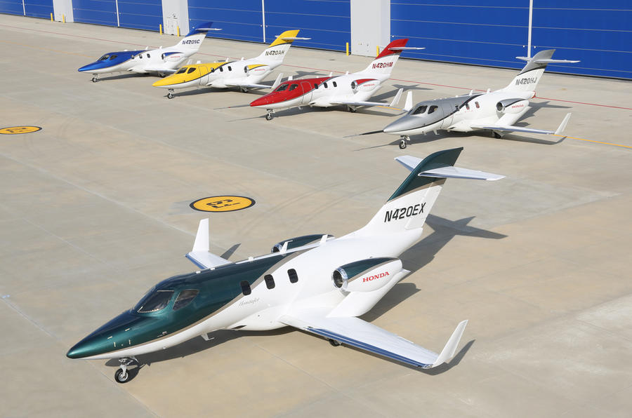 Christmas road test – HondaJet
