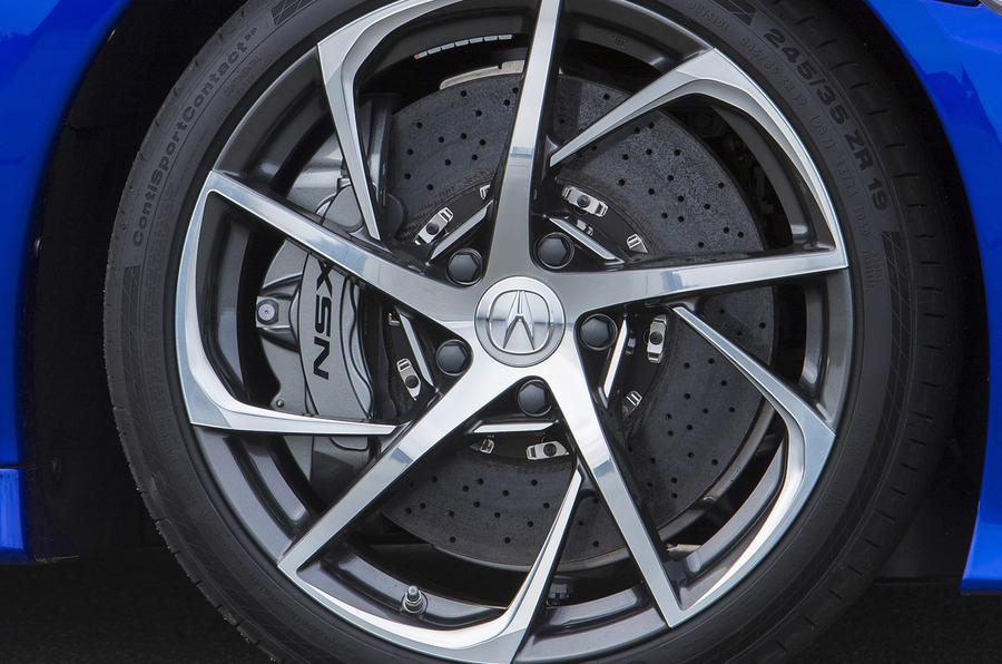 20in Honda NSX alloy wheels