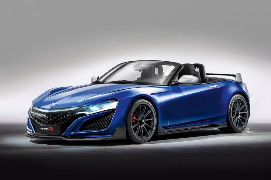 This Is How Autocar Imagined A New Honda S2000 Could Look In 2015