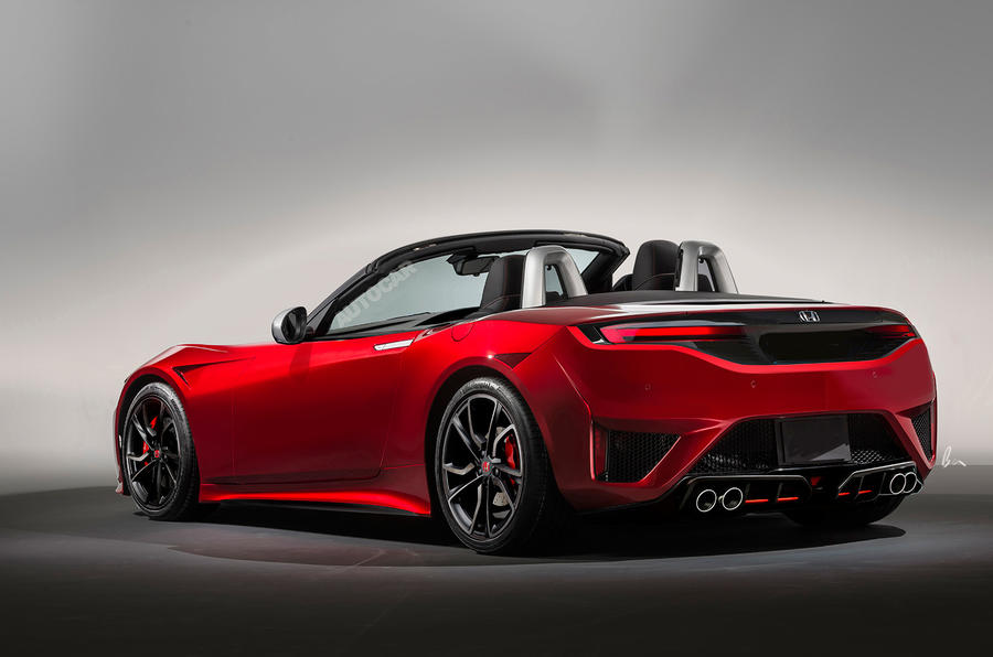 New Honda S2000 >> Honda S2000 Sports Car To Return As Mazda Mx 5 Rival Autocar