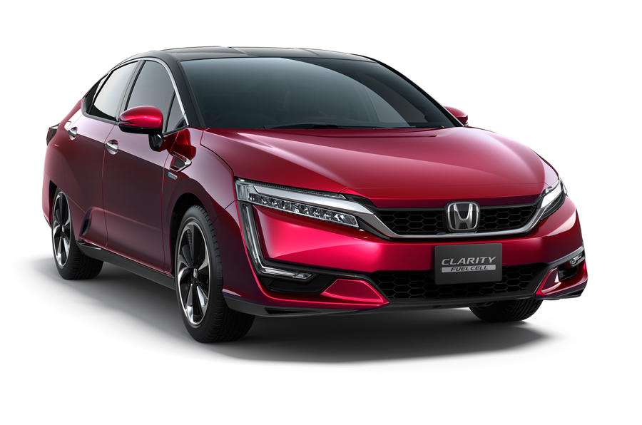 Honda FCV Clarity Could Arrive In The UK This Year Autocar - Auto car honda