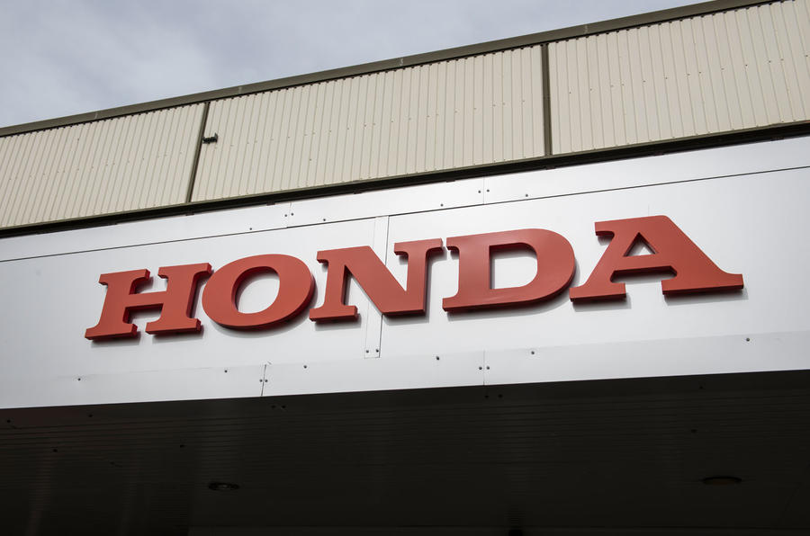 Honda factory Swindon sign