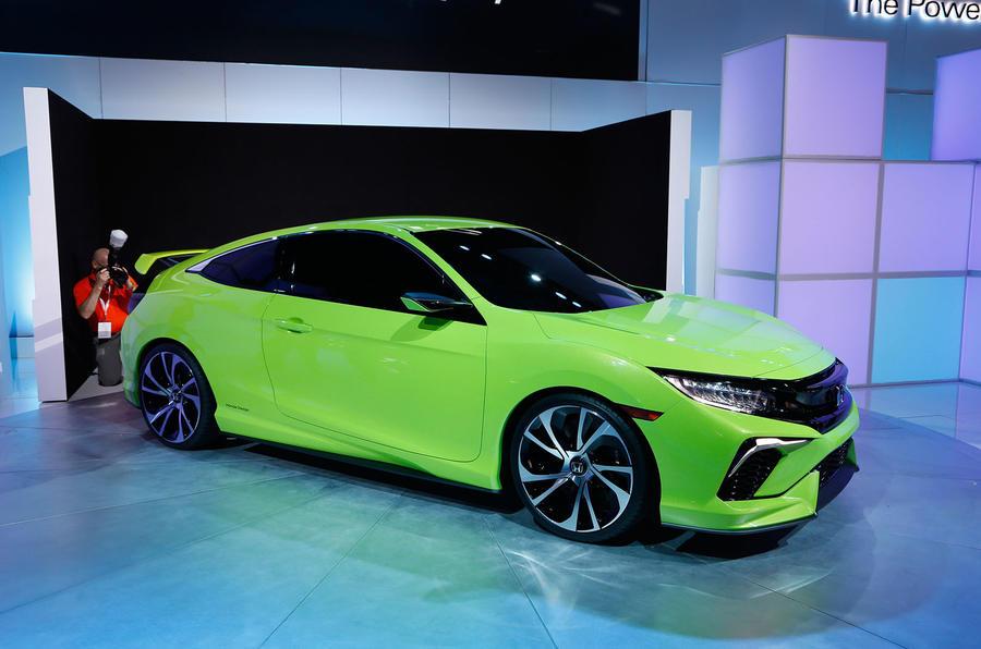 Honda Plans Five New Models In European Fightback Bid Autocar