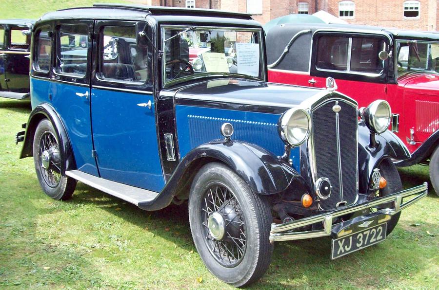 1932 Wolseley Hornet Saloon