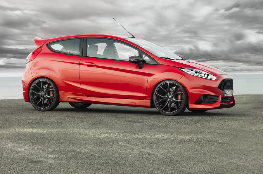 Ford Fiesta ST Plus