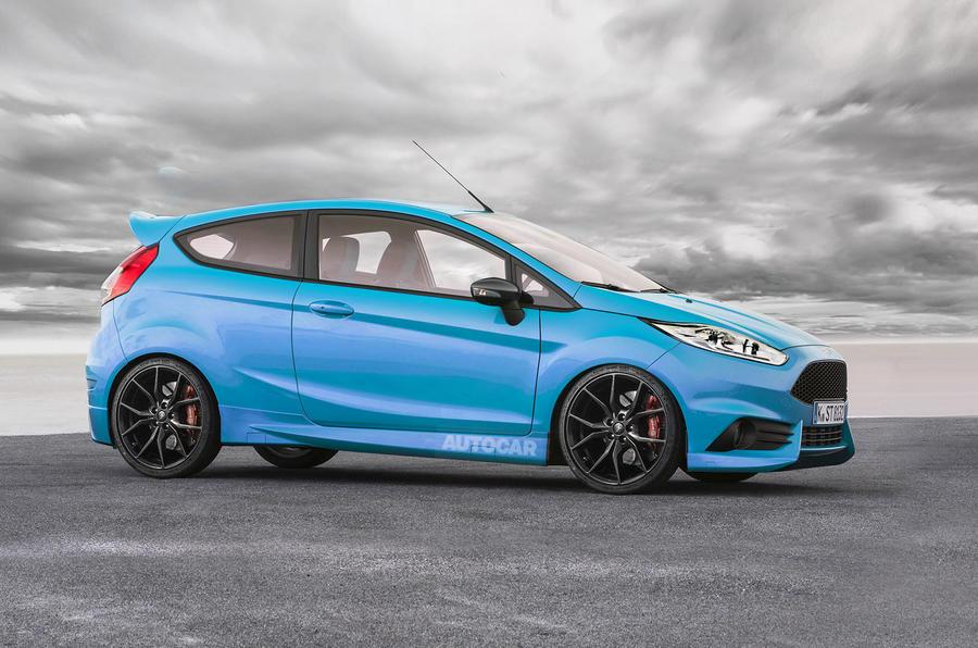 Fiesta ST Plus