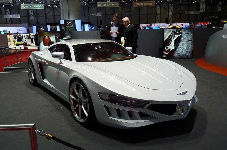 Hispano Suiza Grand Turismo Coupé
