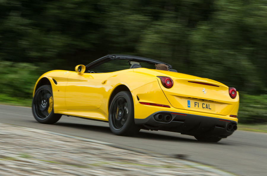 Ferrari California T Handling Speciale rear