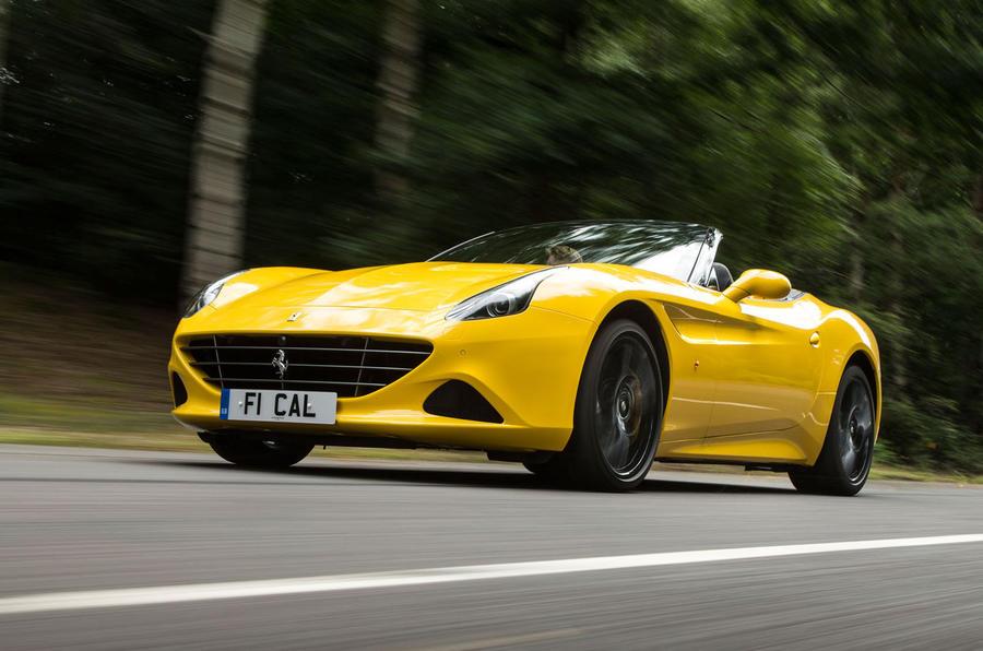 £160,812 Ferrari California T Handling Speciale