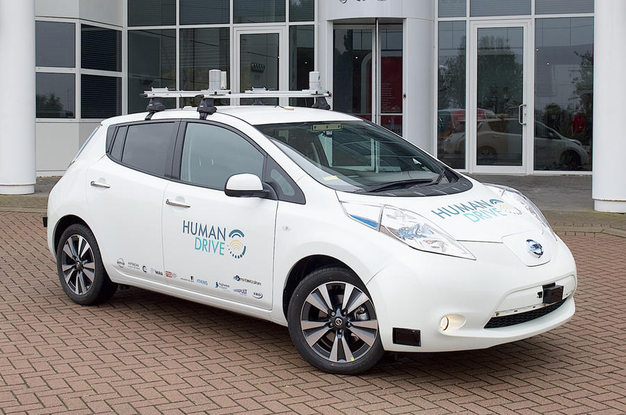 Artificial intelligence to pilot autonomous car across the UK