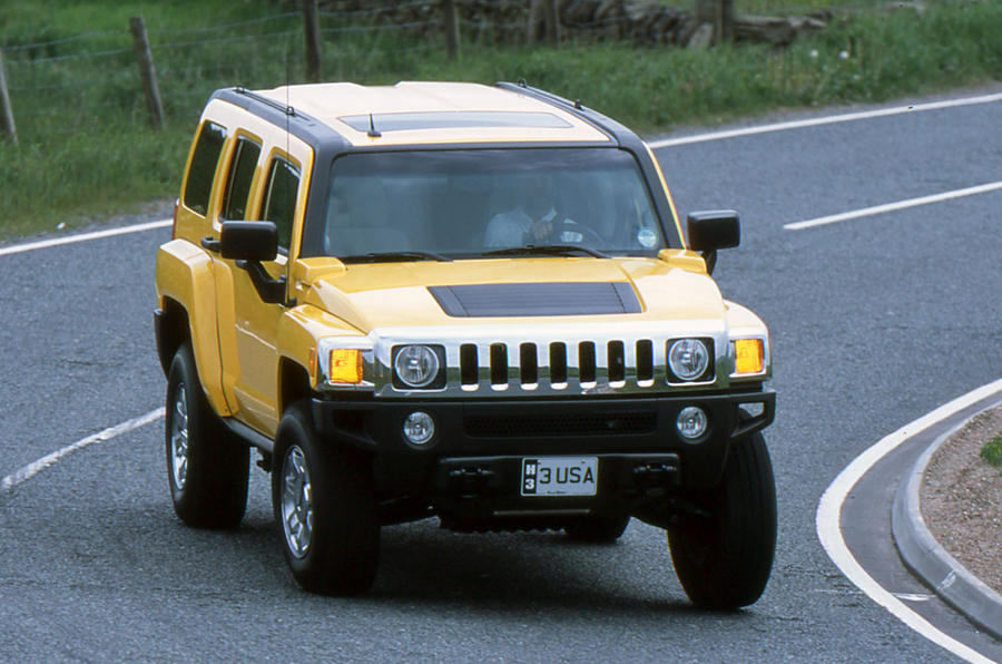 Used Car Buying Guide Hummer H2h3 Autocar