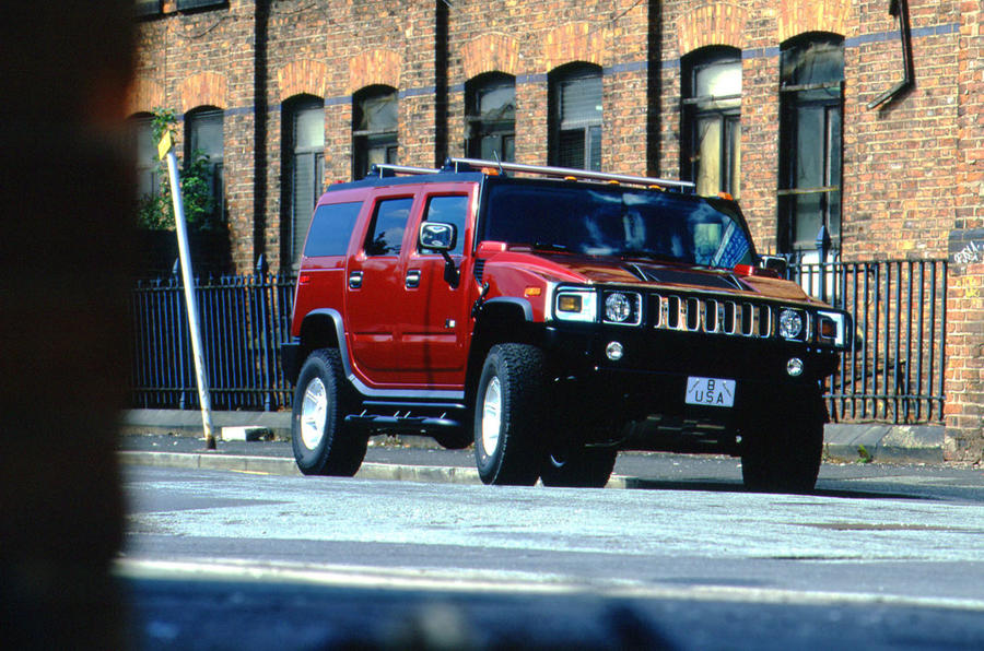 Used car buying guide: Hummer H2/H3 | Autocar