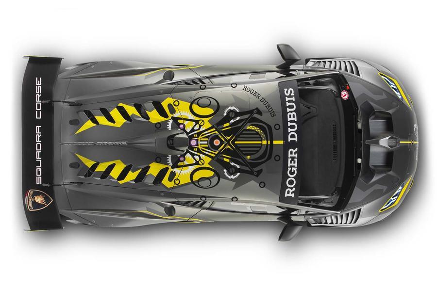 Lamborghini Huracan Super Trofeo Evo Revealed As New Gt Racer Autocar