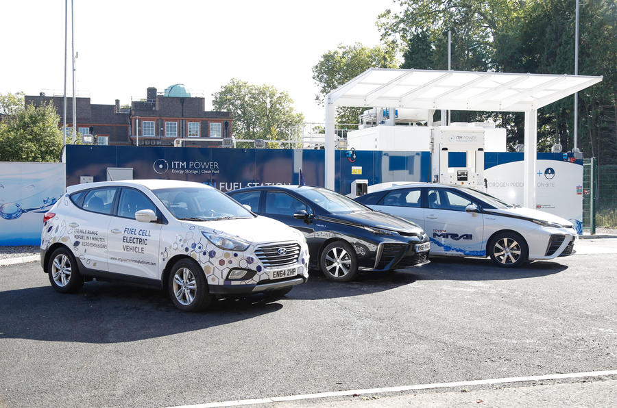 How far have hydrogen-powered cars come?