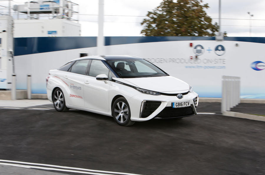hydrogen car power of the future These days, electric cars driven by batteries seem destined to rule our roads, while hydrogen cars—once toasted as the vehicle of the future—are rare and relatively unheralded.