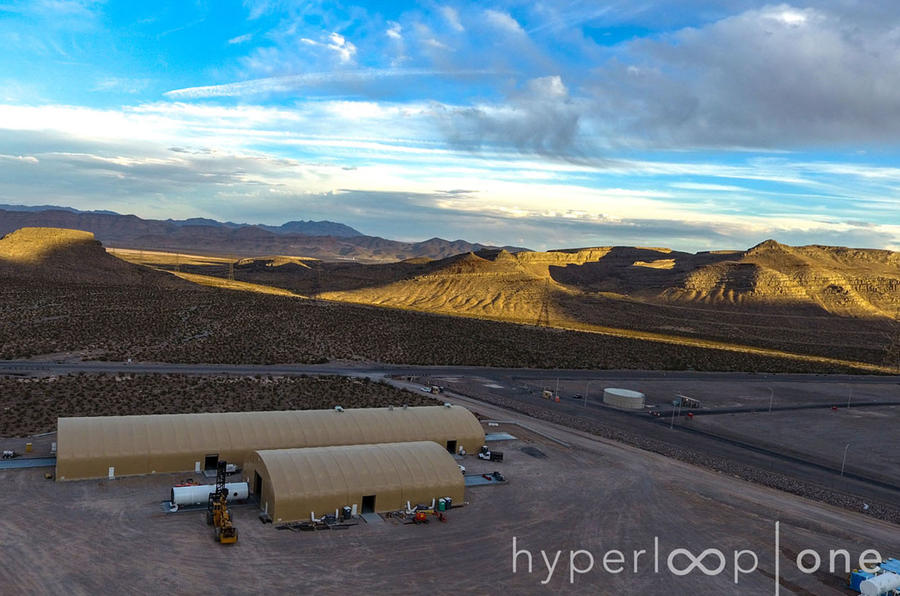 How the Hyperloop One could revolutionise the way we travel